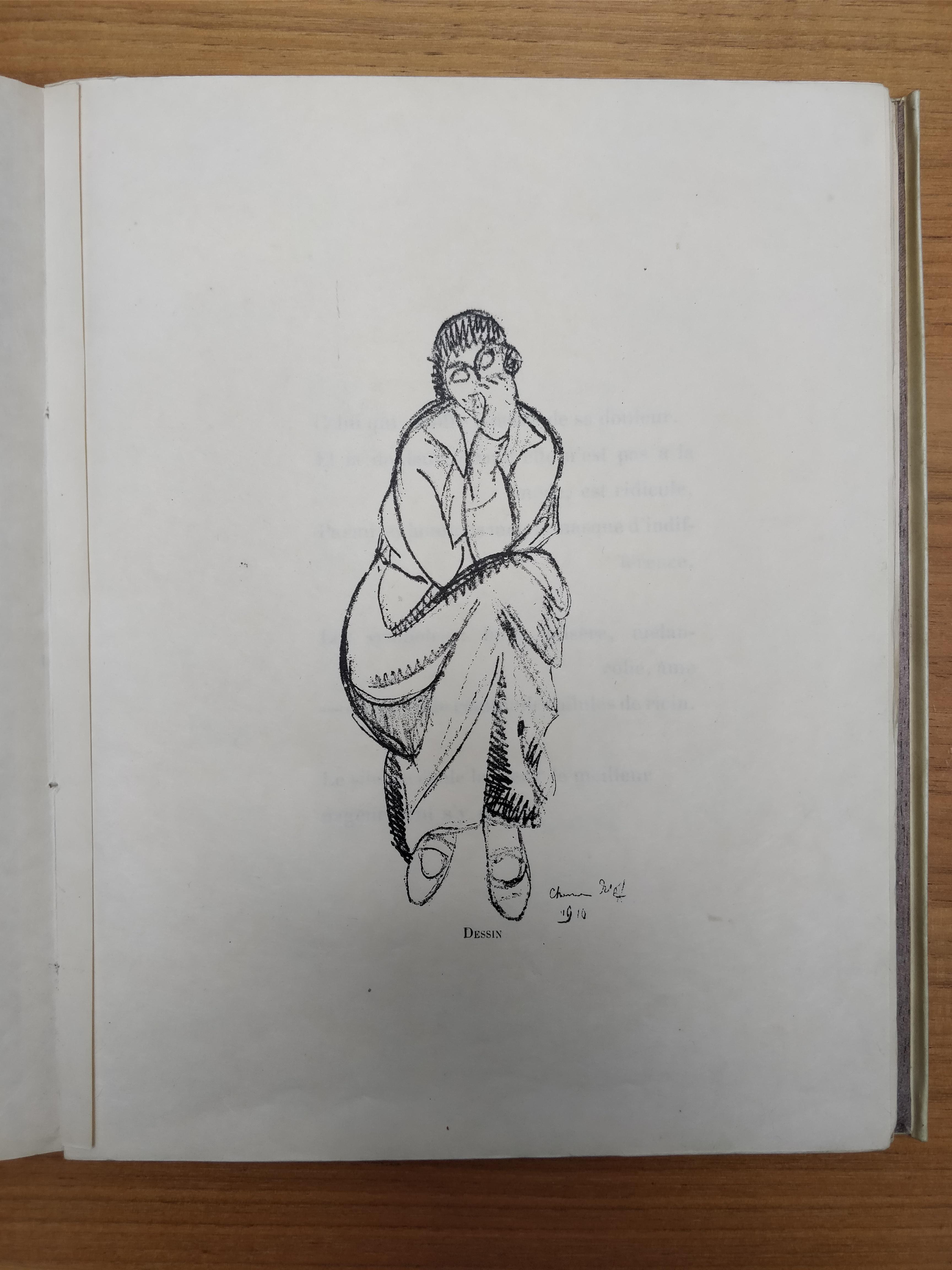 dessin 1910