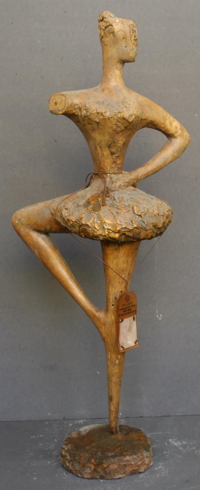 Danseuse ballerine 1966