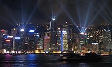 香港燈光秀