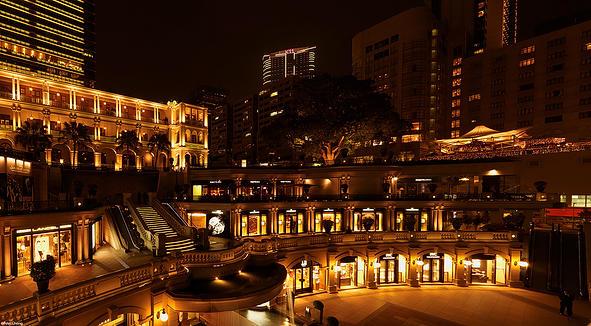 香港尖沙咀1881購物商場