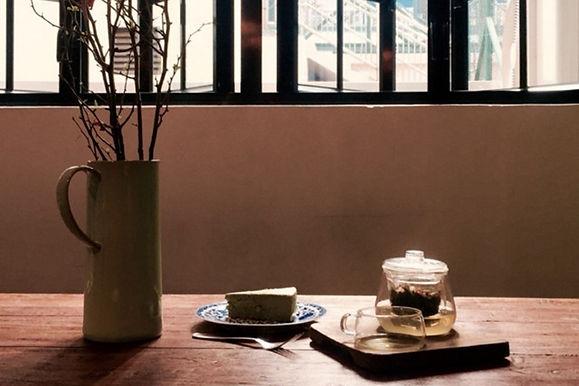上環太平山街茶家咖啡店