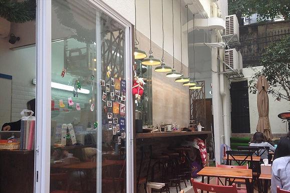 上環休閒特色咖啡店推介