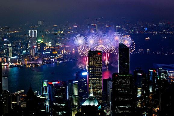 香港跨年好去處
