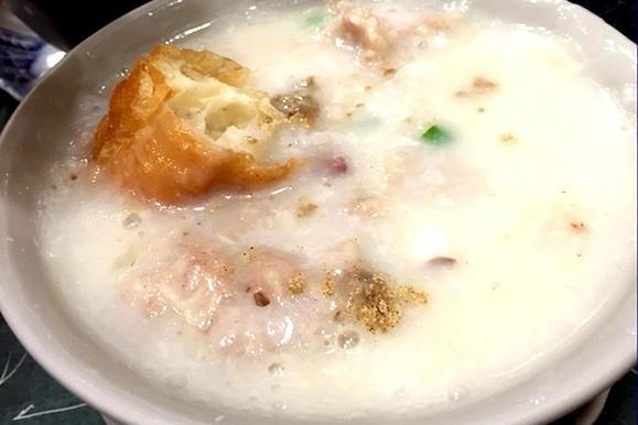 香港旺角粥品早餐店推薦