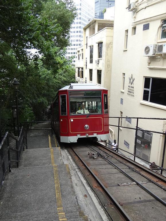 香港太平山步道