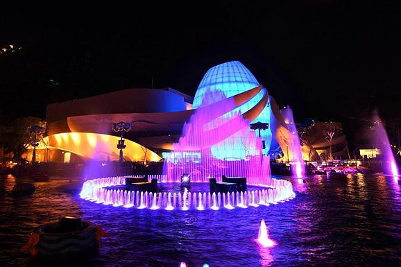 香港海洋公園表演