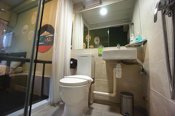 尖沙咀樸樸旅舍浴室洗手間