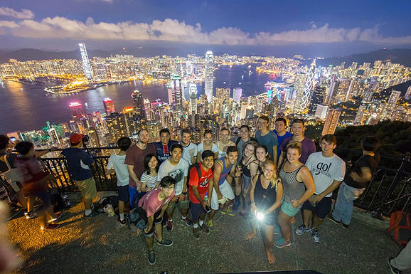 香港hostel