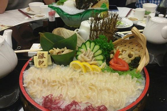 香港西貢米其林星級熱炒海鮮餐廳