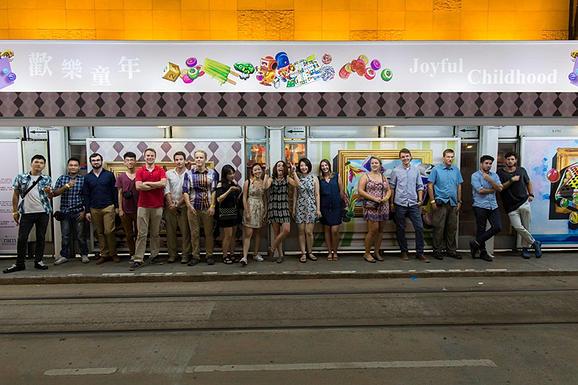 香港一個人自由行