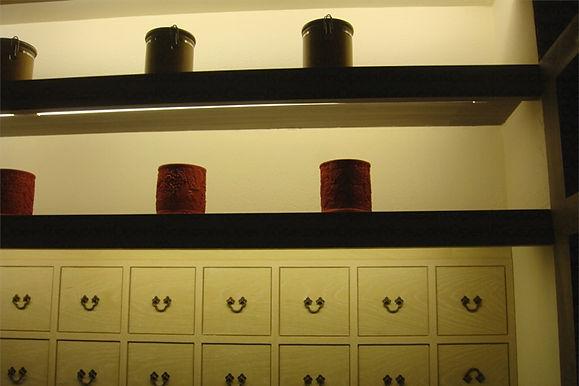 上環古董街pacific coffee