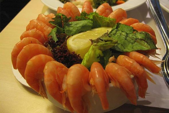 香港沙田宜家家居ikea餐廳
