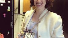 Student of the Month!  Christina Horton