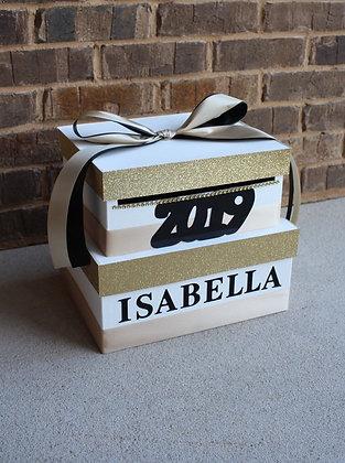 2019 Graduation Card Box, Letter Box, Money Holder