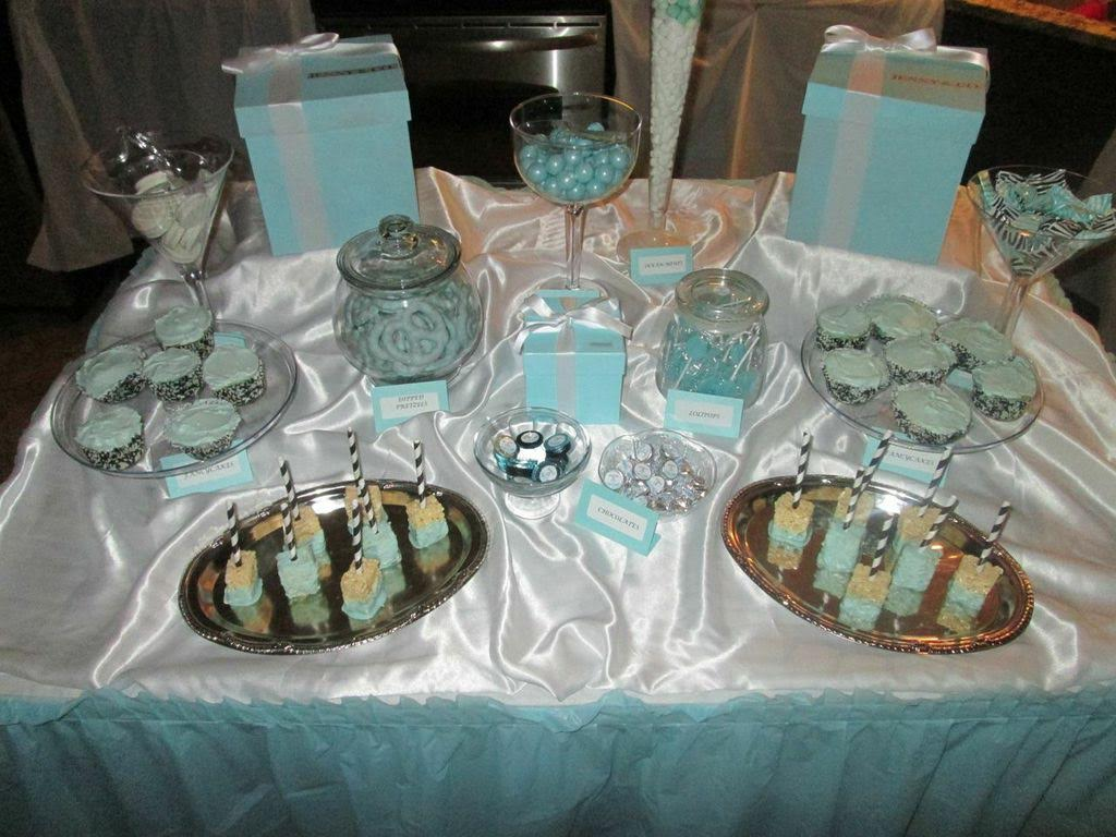 Tiffany Inspired Party