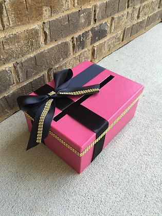 Advice Box, Wish Box, Storage and Keepsake Box