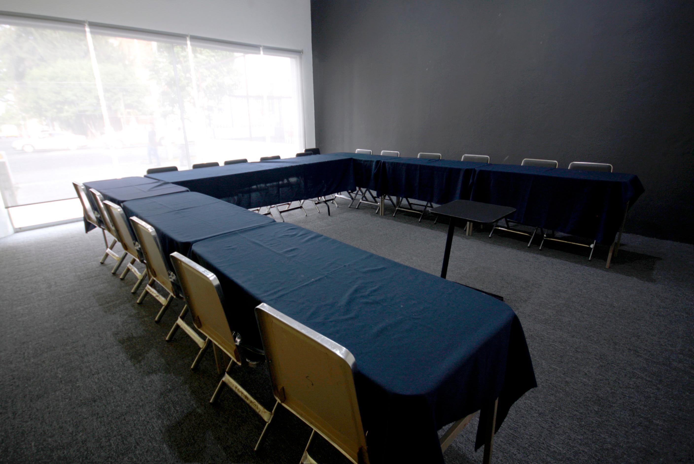 Sala de Capacitación Unión