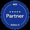 Wix Partner Legend Logo