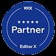 Wix Legend Partner Logo