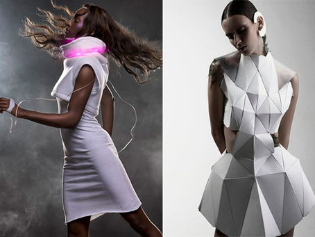 Wearables and sustainability fashion