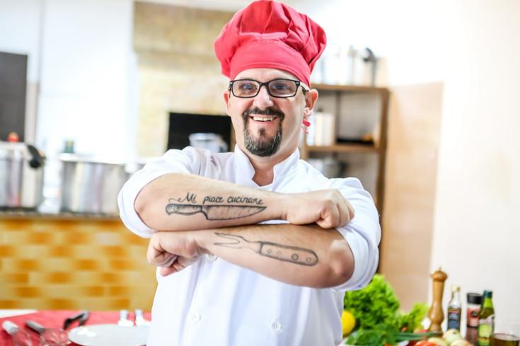 Chef Taylor