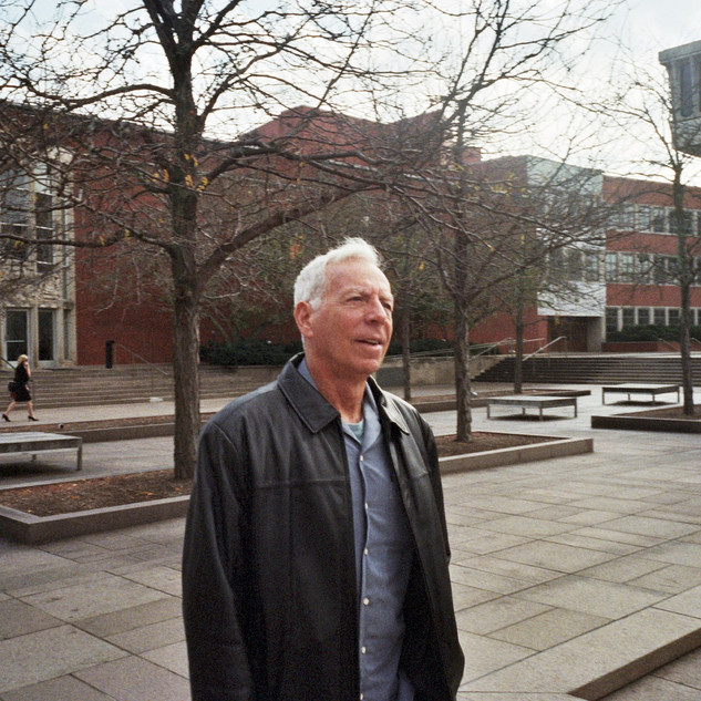 Marc at Princeton