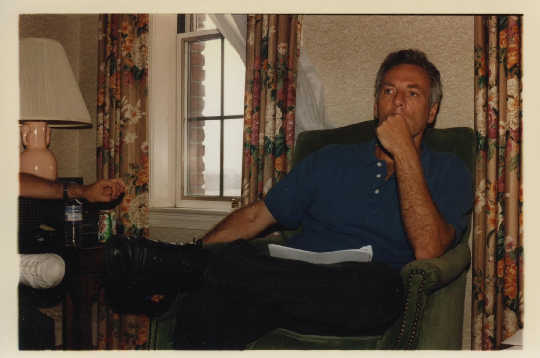 Pensive Marc