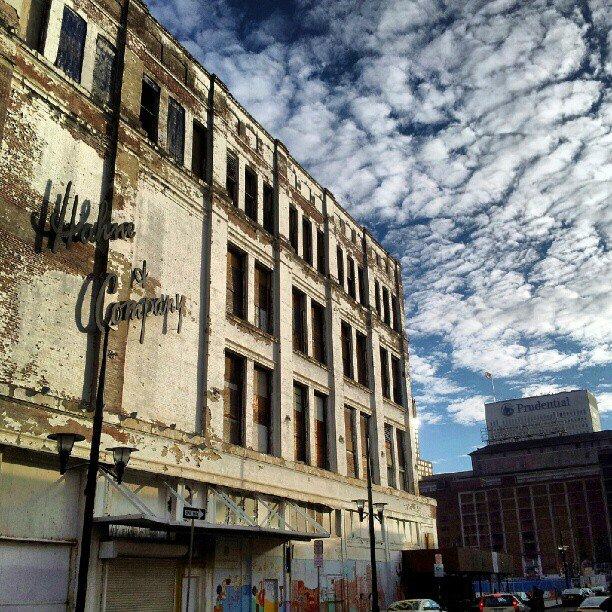 Newark sky