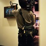 Dan Levin behind the scenes CNN