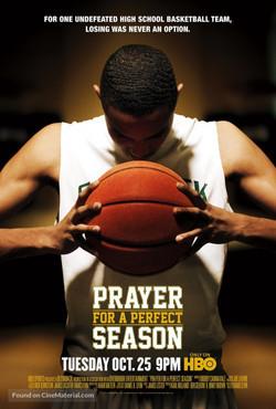 Prayer for a Perfect Season