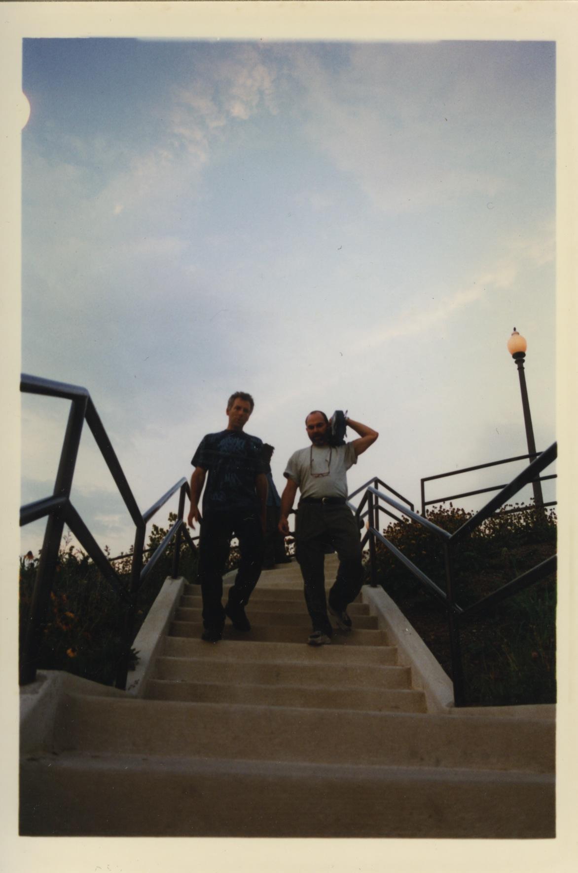 Marc and Ben