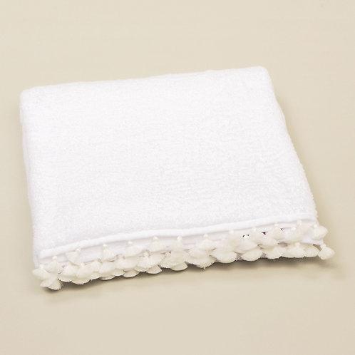 Parure de bain Mia Zia 'Blanc', divers prix