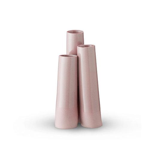 Trois petits vases danois Ditte Fischer