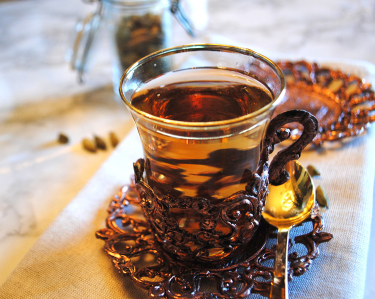 Treats from Istanbul: The Turkish Kahwa