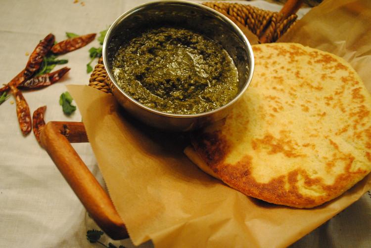 Sarson Ka Saag (Mustard Greens)
