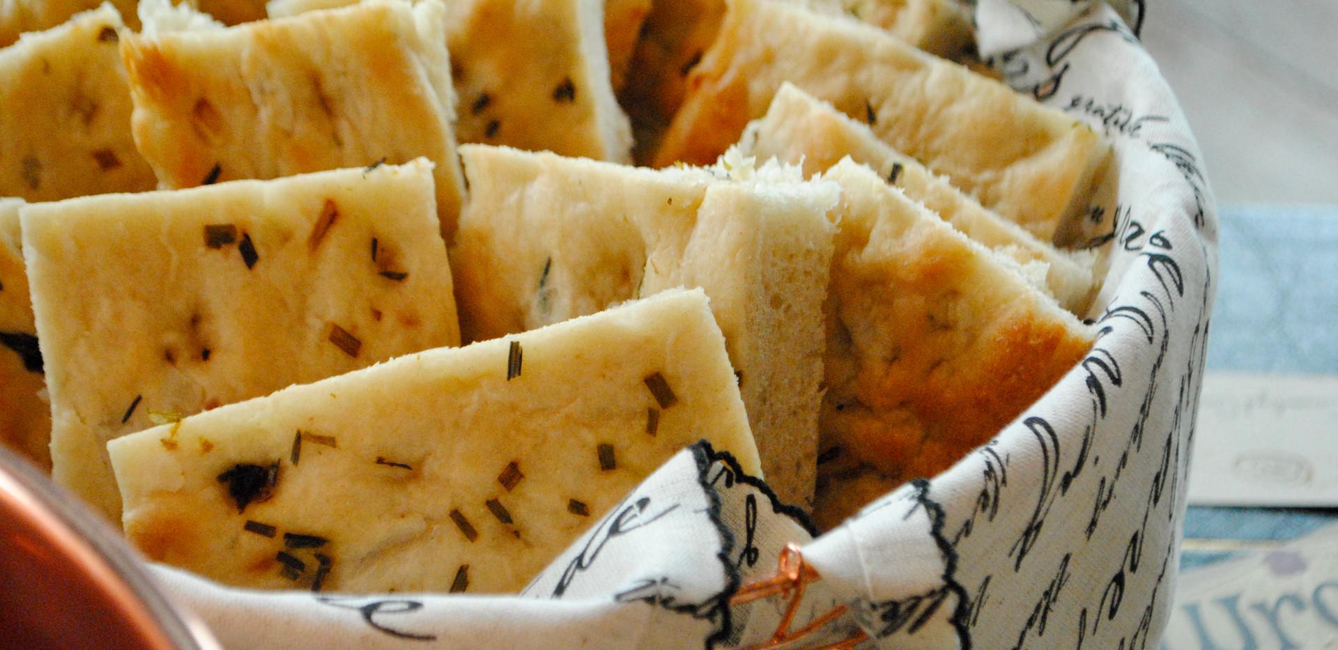 Herbed Foccacia Bread | Unbeatable homemade taste