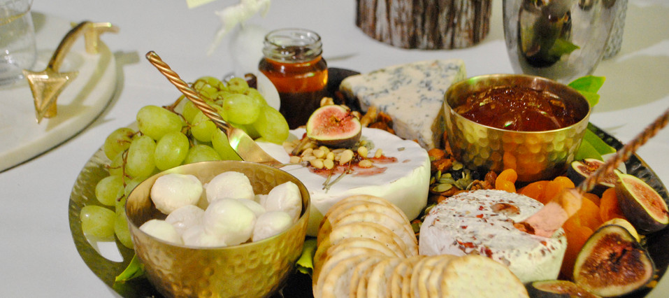 Cheese Platter | The holiday favorite