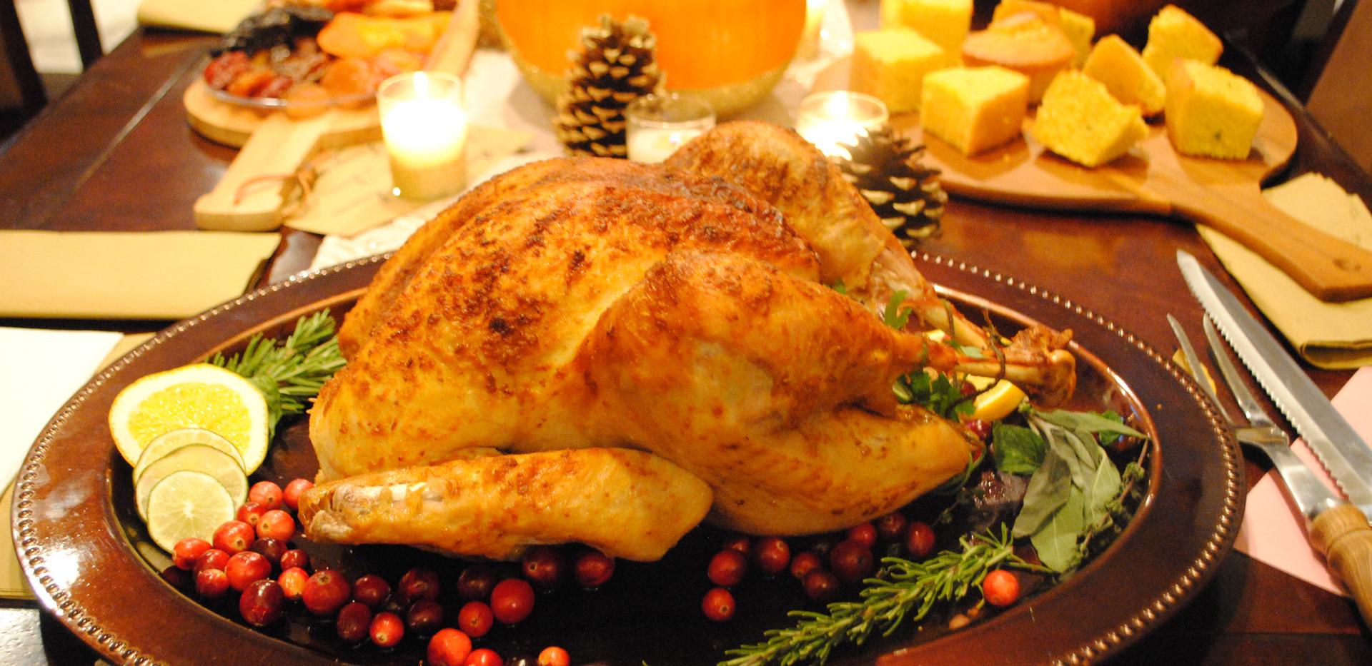 Masala Spiced Turkey | Marinated 16 lbs turkey-serves ~15