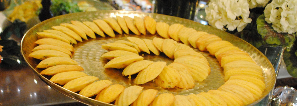 Sweet Corn Bread Madeleines | These individual servings are sure to impress your guests