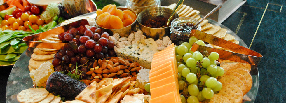 Fun and festive | An epic holiday cheese board