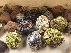 Chocolate Rochers