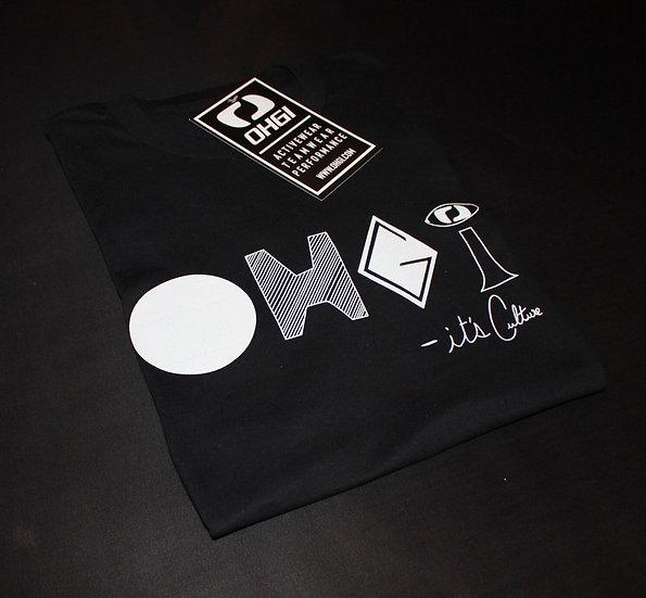 """It's Culture"" T-Shirt (black)"