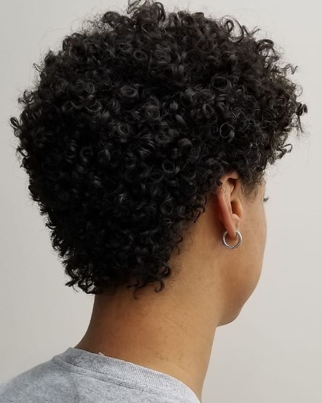 The Big Chop. It can be scary