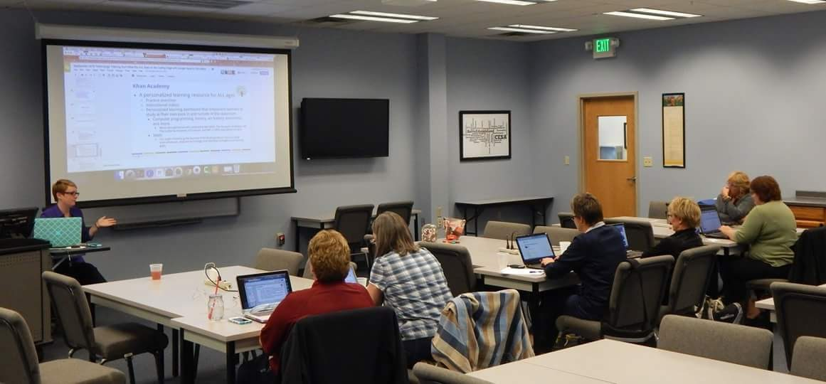 September Technology Training