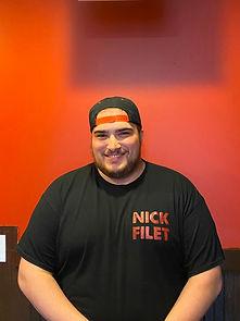 Jim Fares - Master of the Grill at Nick Filet