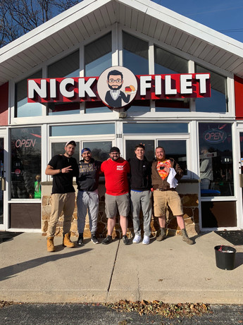 First Ever Nick Filet Tournament of Champions