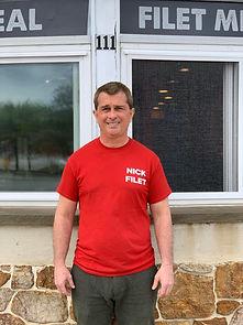 Keith Kline - CFO of Nick Filet