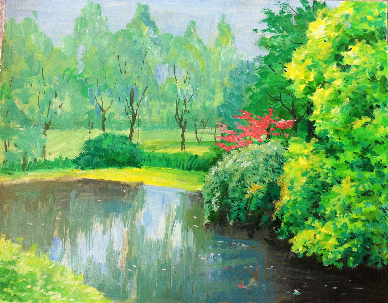 Arcylic Paint