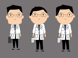 Doctor Character Design