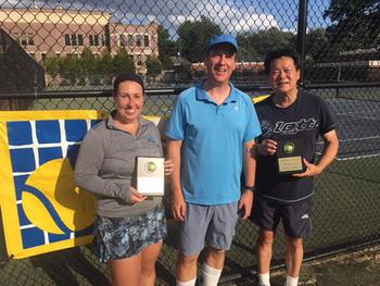 Singles Tournament Champs